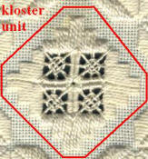 kloster unit or kloster motif