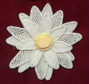 needlelace flower