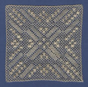 from my TORCHON BOBBIN LACE PATTERNS book